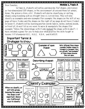 Eureka Math Kindergarten Module 2