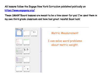 Engage New York- Module 2 (Third Grade)