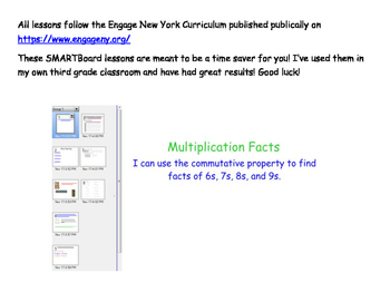 Engage New York- Module 3 (Third Grade)
