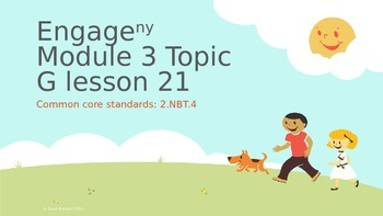 Engage New York Module 3 topic G lesson 21