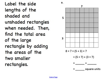 Engage New York Module 4 Lesson 10 Grade 3 Math