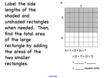 Engage New York Module 4 Lesson 10 Grade 3 Math