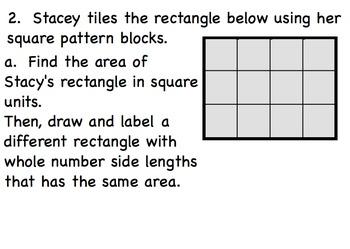 Engage New York Module 4 Lesson 12 Grade 3 Math
