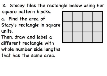 Engage New York Module 4 Lesson 12 Grade 3 Math