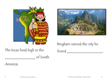 Engage New York Module 5- Inca Student Book