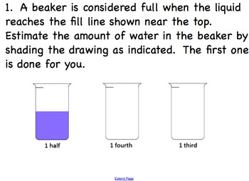 Engage New York Module 5 Lesson 1 Grade 3 Math Problem Set