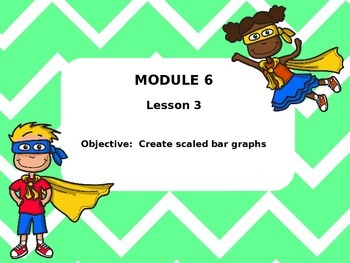Engage New York / Eureka Math Module 6 third grade