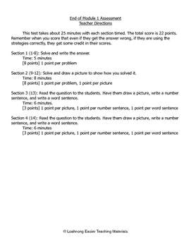 Engage New York Modules 1-4 Math 2nd Grade Student-Friendl