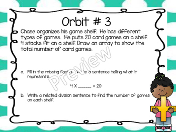 Engage New York Module 1 Orbit Review for Assessment