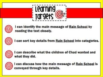 EL Education ELA 3rd Grade Module 1 Unit 1 Flipcharts!
