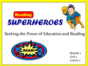 Engage New York Reading 3rd Grade Module 1, Unit 1, Lesson
