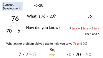 Engage New York Second Grade Math Module 1 Lesson 3