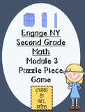 Engage New York Second Grade Math Module 3 Puzzle Piece Game