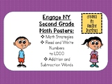 Engage New York Second Grade Math Posters
