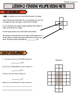 Engage NY Student Guided Notes Workbook - GRADE 5, MODULE 5