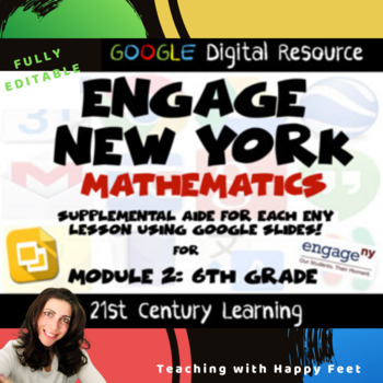 Engage New York: Supplemental Lesson Slides - Module 2