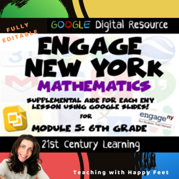 Engage New York: Supplemental Lesson Slides - Module 5