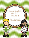 Engage New York Supplemental Practice Pages Grade 2 Module 8