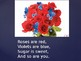 Engage New York Unit 1 Nursery Rhymes and Fables Lesson 1a Roses are Red PP