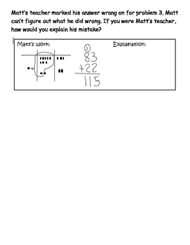 Engage New York (aka Eureka Math) 2nd Grade Module 4 Bundle Lessons 17-31