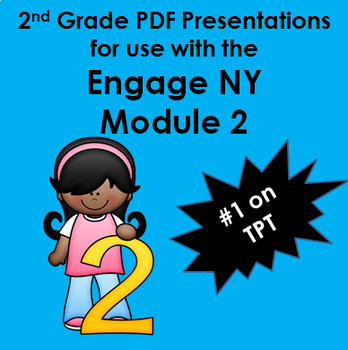 2nd Grade Engage New York PDF Presentations for Module 2 FREE!