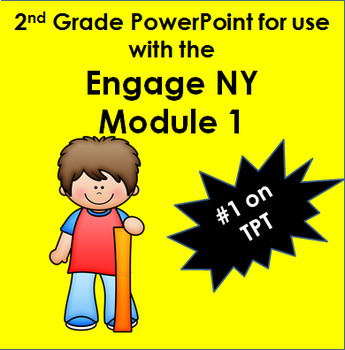 Engage New York inspired Second Grade 6 Powerpoints for Module 1