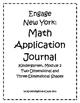 Engage New York / Eureka Application Problems Kindergarten Module 2