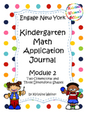 Engage New York / Eureka Application Problems Kindergarten Module 2