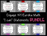 "Engage New York/Eureka Math Mod 1-6  ~ ""I can"" Bundle {Kindergarten}"