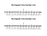 Engage Ny 3rd Grade Module 2 Elapsed Time Numberline
