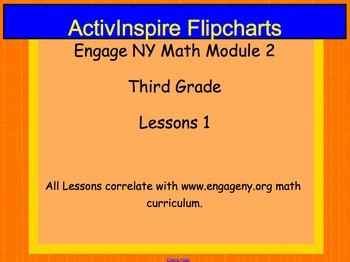 Engage Ny ActivInspire Lesson 3rd Grade Module 2 Lesson 1