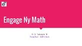 Engage Ny / Eureka Grade 6 Module 3 Lesson 9 Teacher Edition