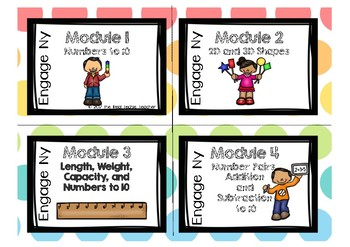Engage Ny {Eureka Math} Labels