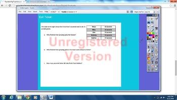 Eureka Math Grade 3 Module 2 Flipcharts Lesson 1-21