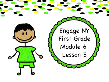 Engage Ny Module 6 Lesson 5