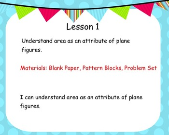 Engage Ny SMART board Third Grade Math Module 4 Lesson 1