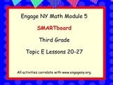 Engage Ny SMART board Third Grade Math Module 5 Topic E