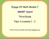 Engage Ny SMART board Third Grade Math Module 7 Topic A