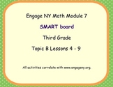 Engage Ny SMART board Third Grade Math Module 7 Topic B