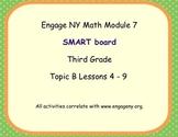 Engage Ny SMART board Third Grade Math Module 7 Topic B