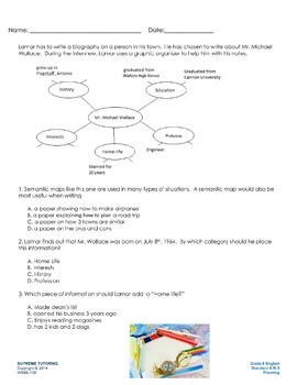 Engage Your Student! Augmented Reality 8th Grade English - Planning