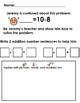 EngageNY-Eureka Math 1st Grade Module 1 Modified End of Mo