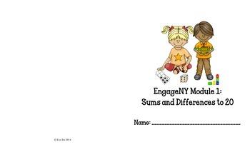 EngageNY 2nd Grade Math Notebook Module 1