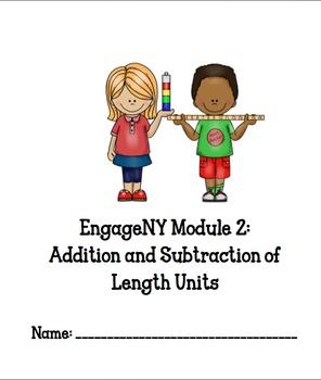 EngageNY 2nd Grade Math Notebook Module 2