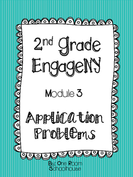 EngageNY 2nd Grade Module 3 Application Problems