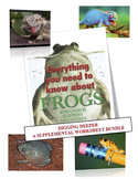 EngageNY 3rd Grade ELA Module 2A: Everything You Need to Know About Frogs Bundle