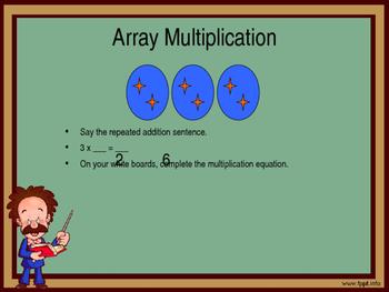 Eureka Math - 3rd Grade Module 1, Lesson 4 PowerPoint