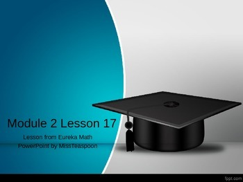 Eureka Math - 3rd Grade Module 2, Lesson 17 PowerPoint