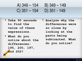 Eureka Math - 3rd Grade Module 2, Lesson 20 PowerPoint