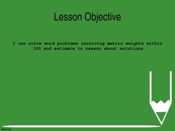 Eureka Math - 3rd Grade Module 2, Lesson 8 PowerPoint